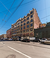 Gustaf facade 1